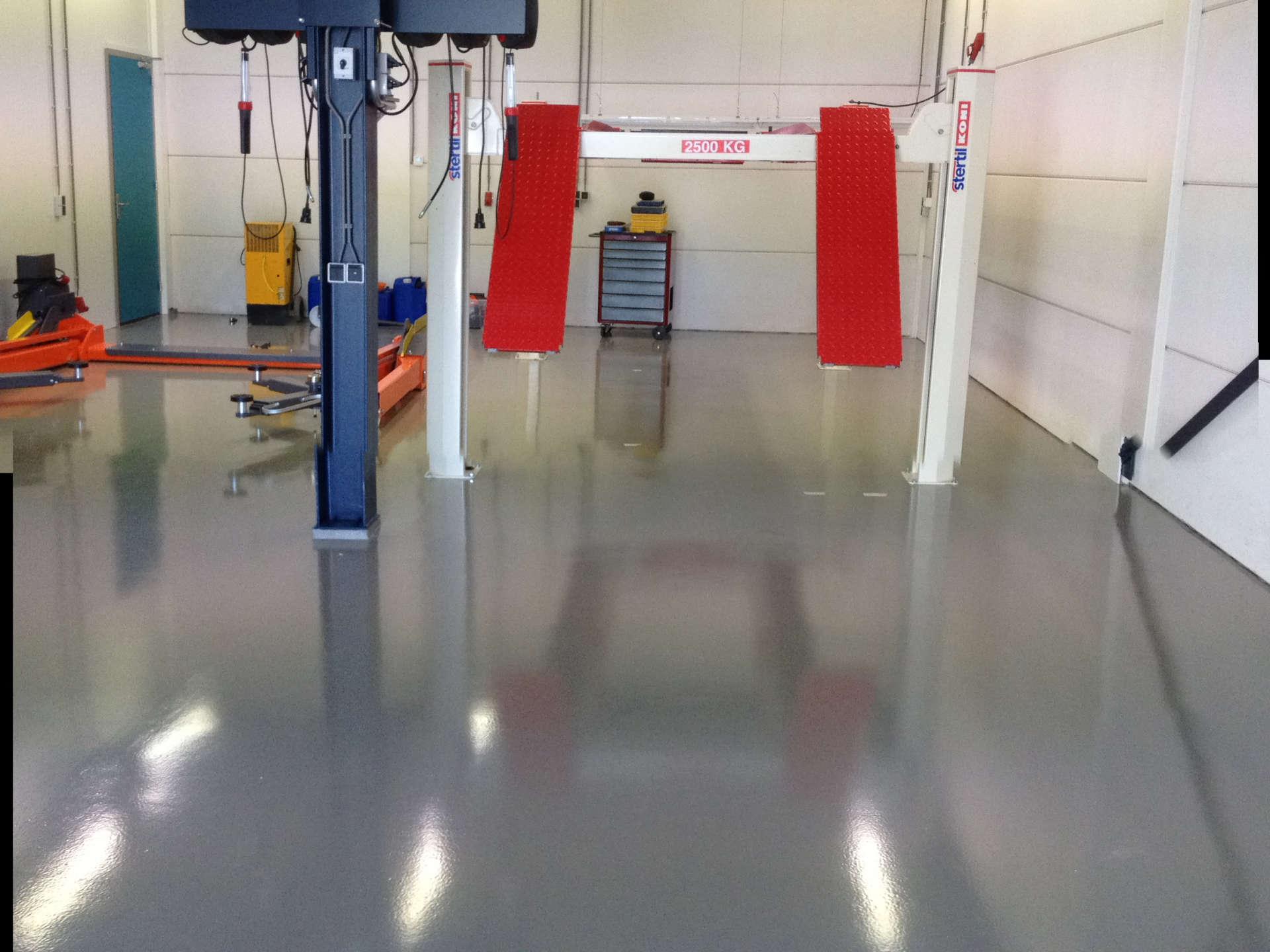 Vloercoating Aanbrengen 5